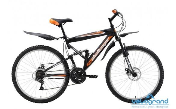 Велосипед двухподвес Challenger Desperado (2016)