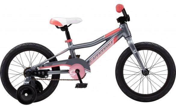 Детский велосипед Cannondale GIRLS 16 TRAIL 1 SPEED (2014)