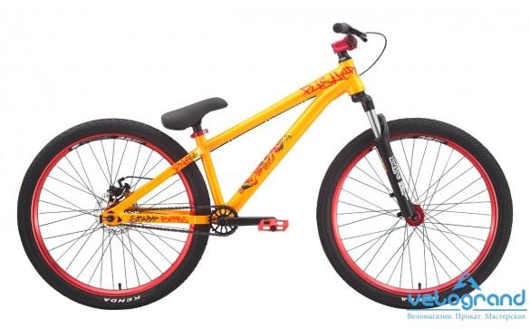 Экстремальный велосипед Stark Pusher-1 SS (2015)