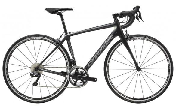 Шоссейный велосипед Cannondale Synapse Carbon Women's Ultegra Di2 (2015)