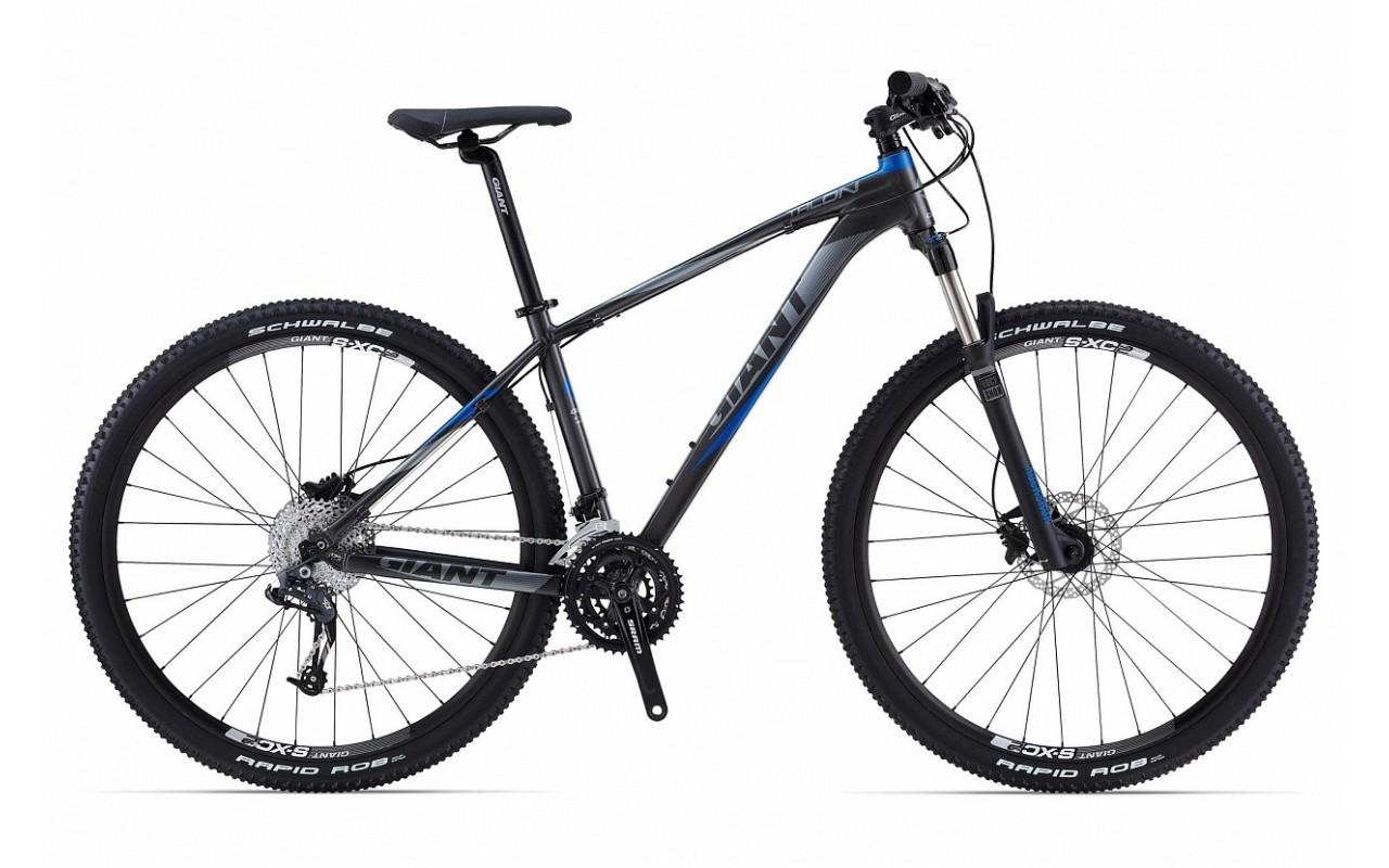 Горный велосипед Giant Talon 29er 1-v2 (2014)