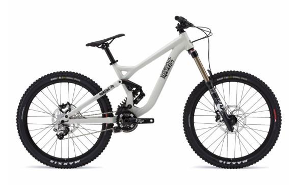 Велосипед двухподвес Commencal Supreme FR 2 (2013)