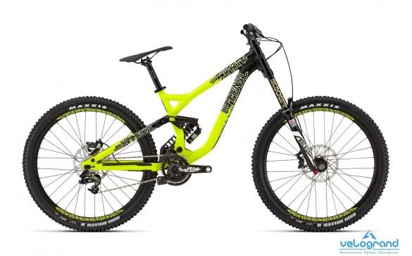 Велосипед двухподвес Commencal Supreme DH ESSENTIAL 650b (2015)