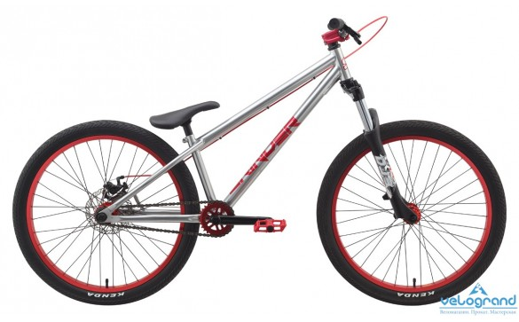 Экстремальный велосипед Stark Grinder (2014)