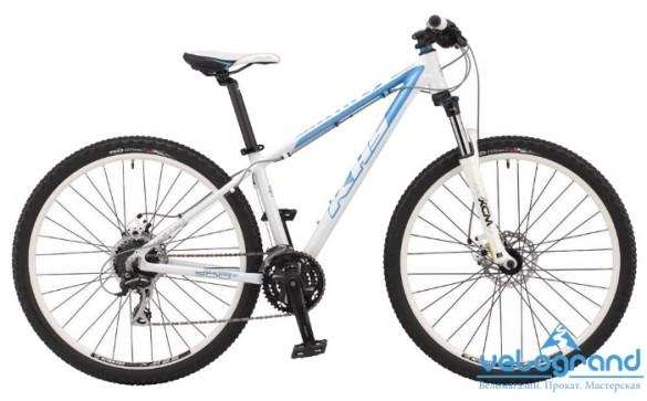 Женский велосипед KHS Sixfifty 300 Ladies (2015)
