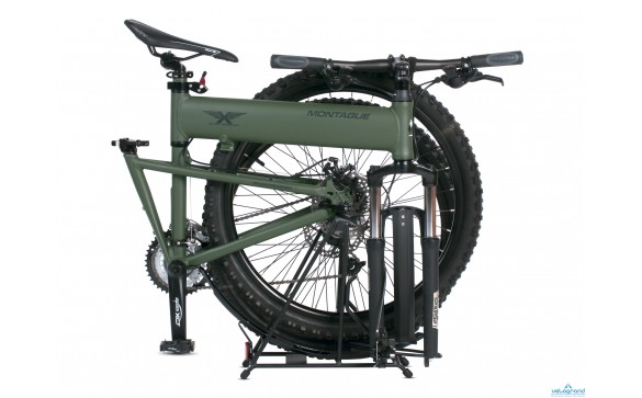 Складной велосипед Montague Paratrooper (2016)