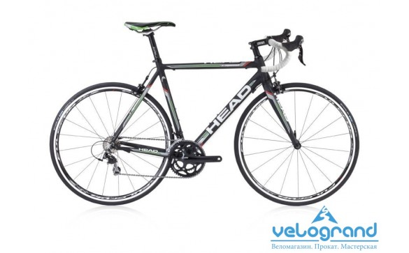 Шоссейный велосипед Head I-Speed 2 (2014)