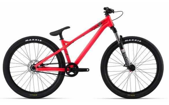 Экстремальный велосипед Commencal Absolut (2014)