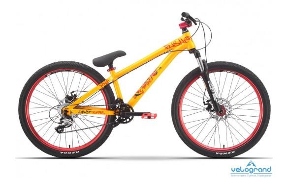 Экстремальный велосипед Stark Pusher-1 (2016)