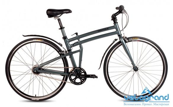 Складной велосипед Montague BOSTON 8 (2015)