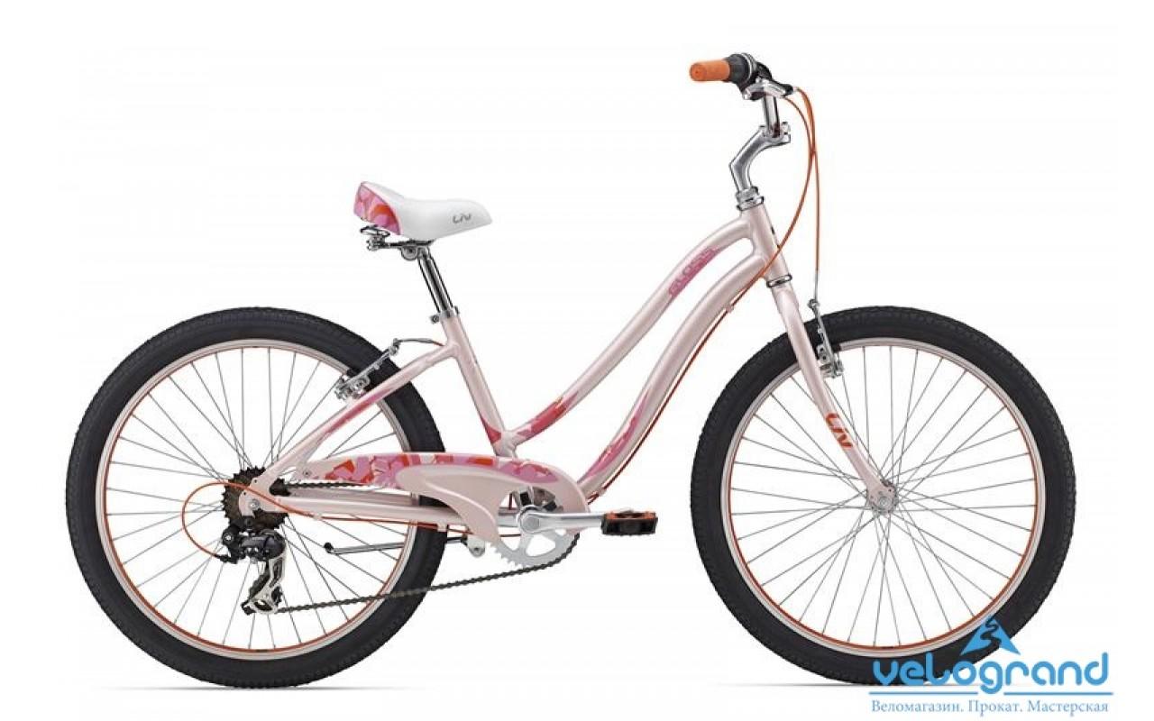 Подростковый велосипед Giant Gloss 24 (2016)