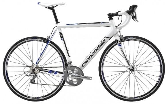 Шоссейный велосипед Cannondale CAAD8 Tiagra 6 (2015)