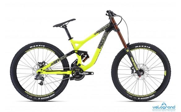 Велосипед двухподвес Commencal Supreme DH ORIGIN 650b (2015)