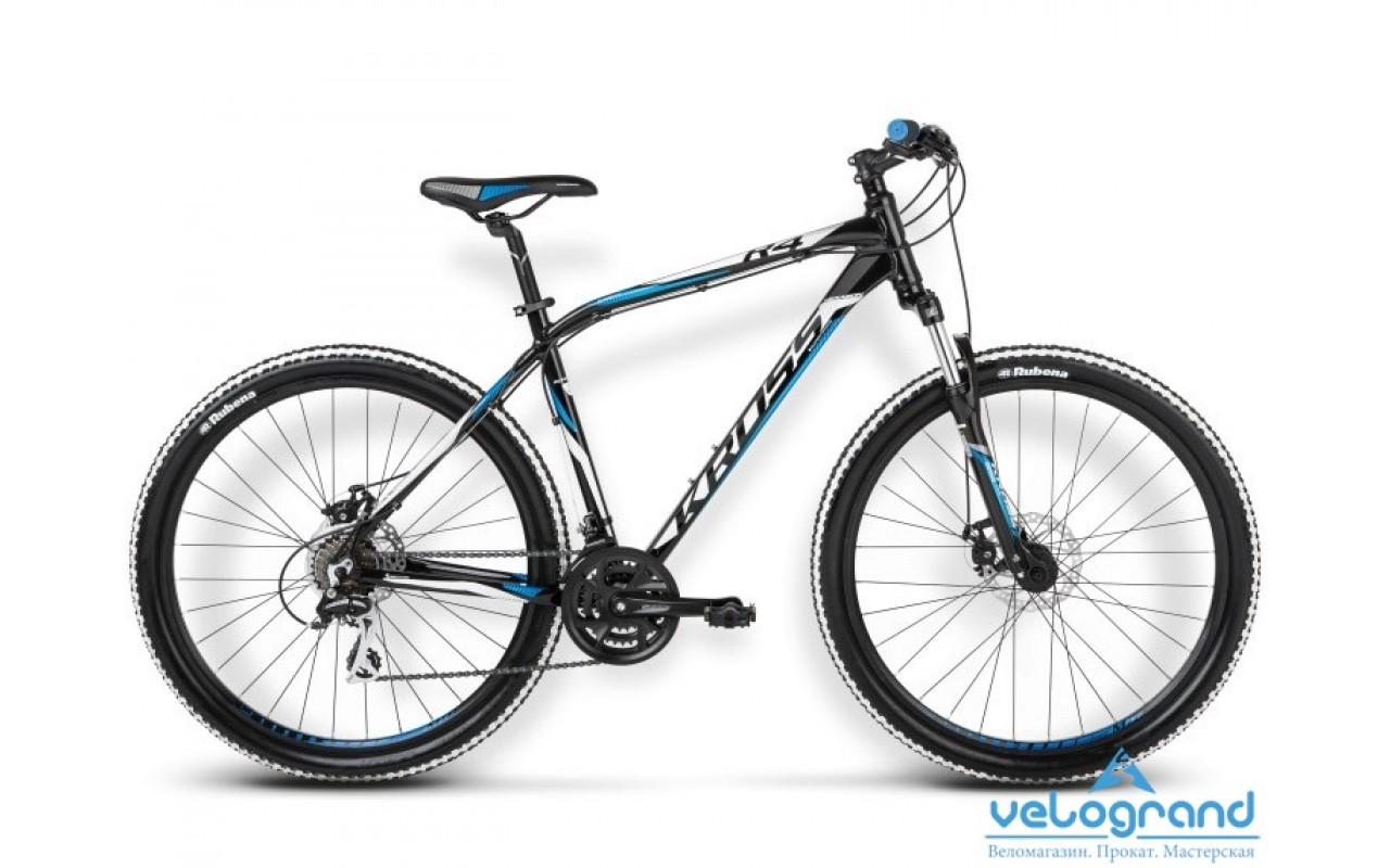 Горный велосипед Kross Hexagon R4 (2015)