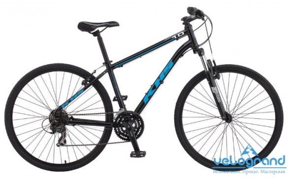 Городской велосипед KHS Ultrasport 1.0 (2015)