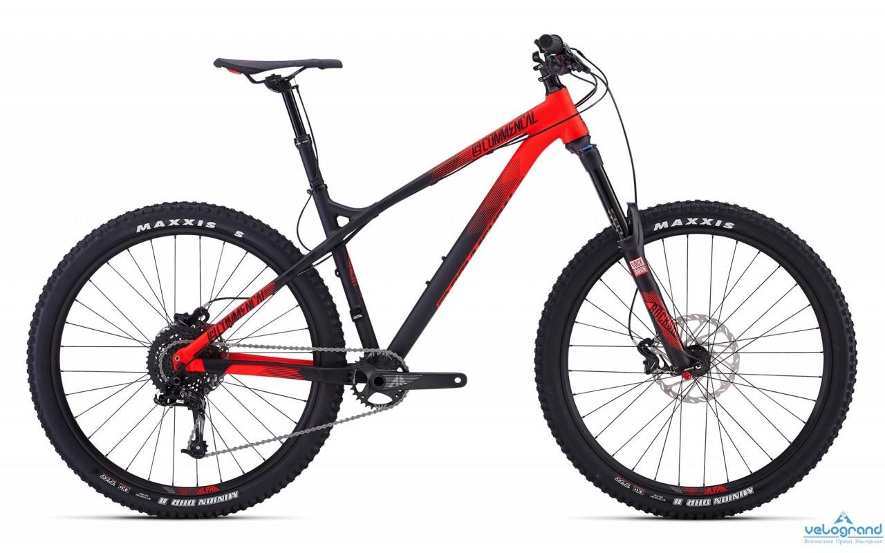 Горный велосипед Commencal Meta HT AM Race 650B (2016)