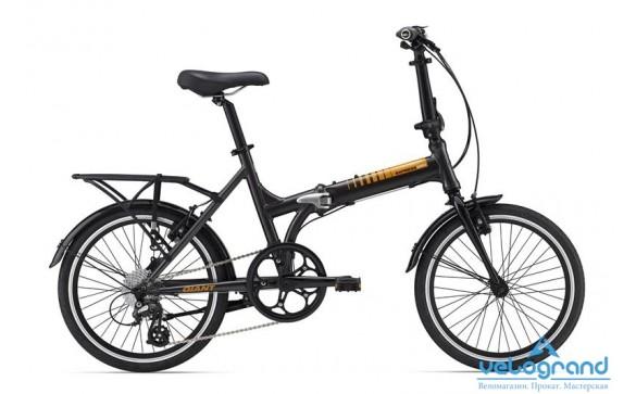 Складной велосипед Giant Expressway 1 (2016)