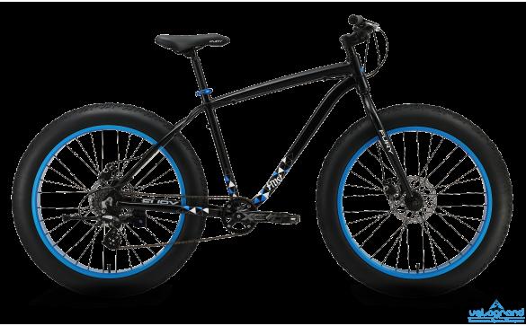 Горный велосипед фэтбайк Fury Frost (2015)