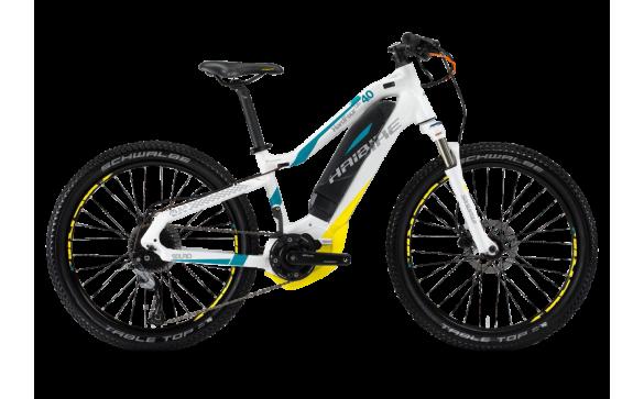 Электровелосипед Haibike Sduro HardFour Life 4.0 (2017)