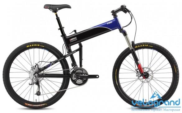 Складной велосипед Montague X90 (2015)