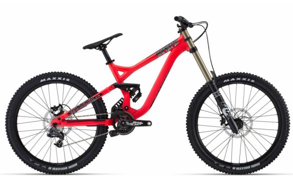 Велосипед двухподвес Commencal Supreme DH (2014)