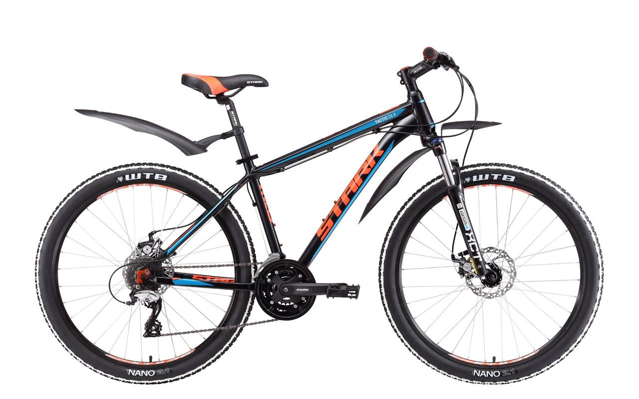 Горный велосипед Stark Tactic 26.4 D (2017)