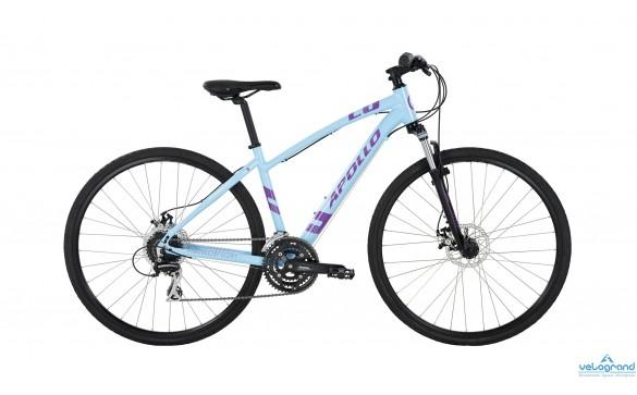 Женский велосипед APOLLO TRANSFER 20 WS (2016)