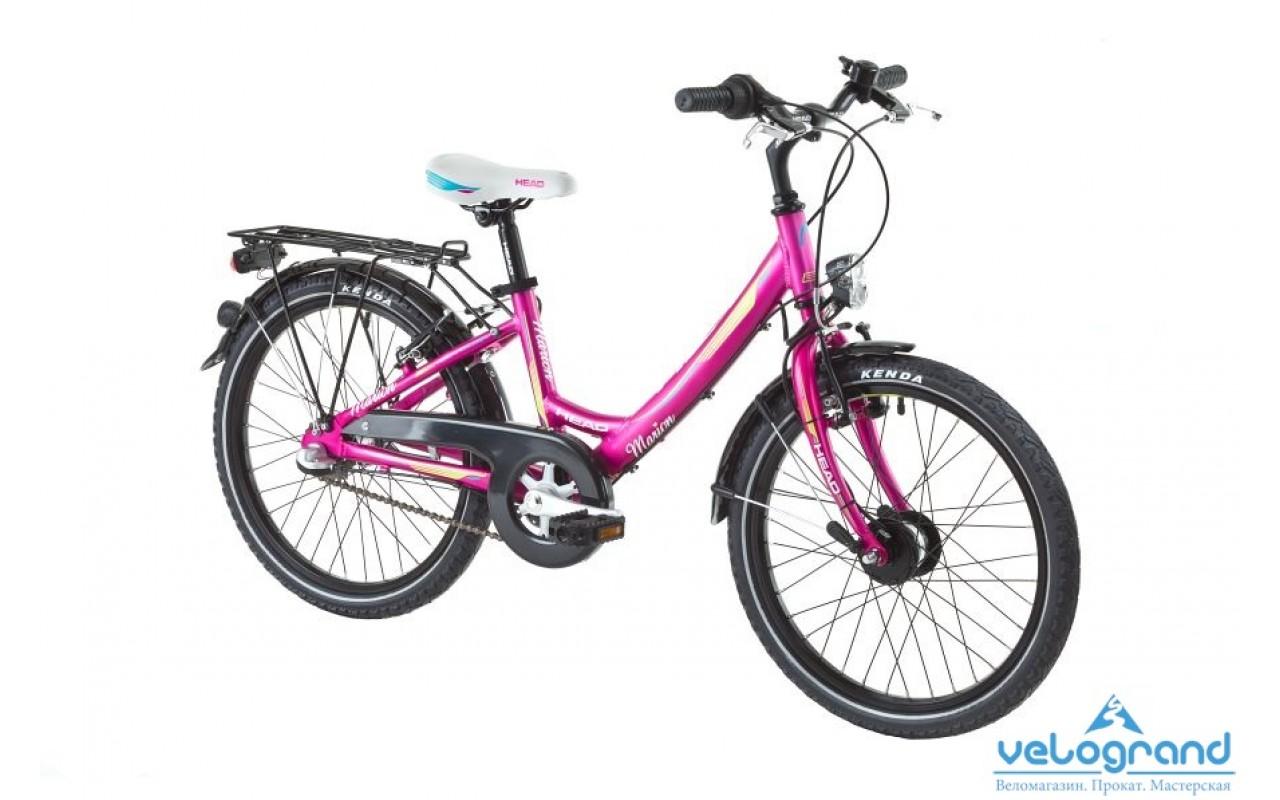 Детский велосипед HEAD Marion 3G + HD 20 (2016)