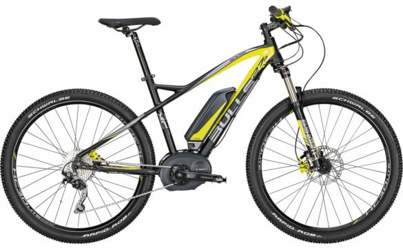 Электровелосипед Bulls SIX50-E 2 (2014)