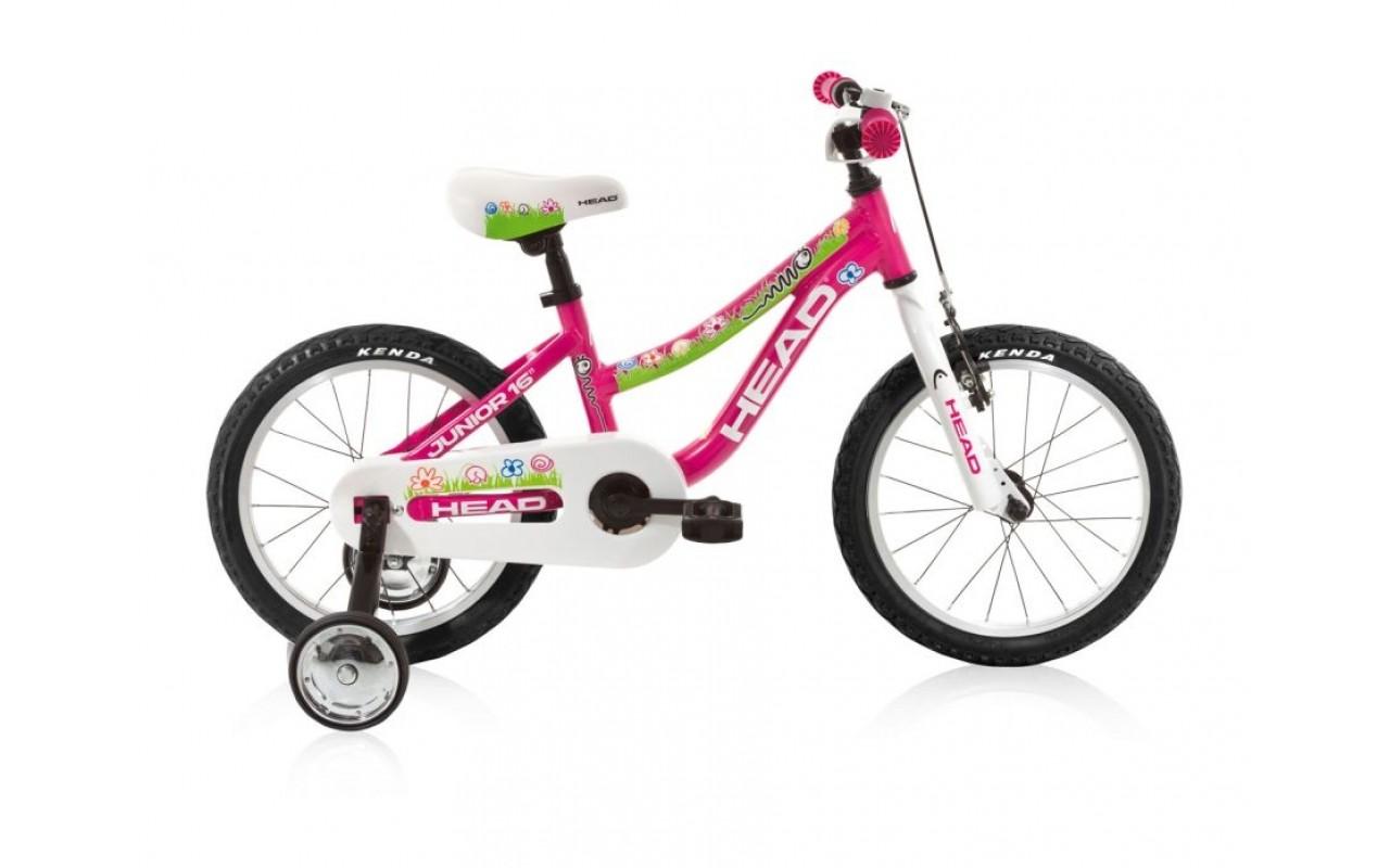 Детский велосипед Head Junior 16 Girl (2014)