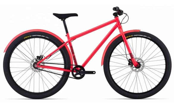 Городской велосипед Commencal UpTown CrMo 1 (2014)