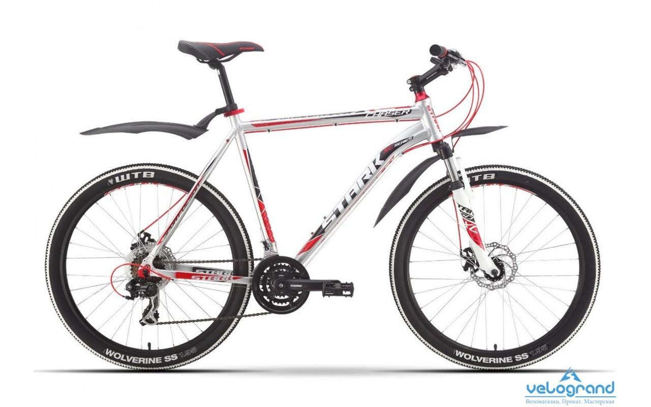 Горный велосипед Stark Chaser Disc (2016)