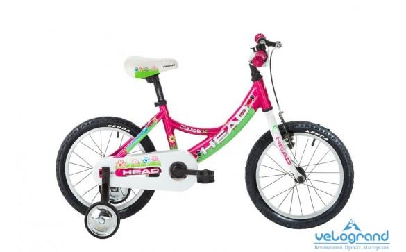 Детский велосипед HEAD JUNIOR 16 (2016)