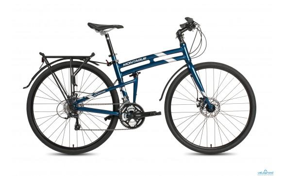 Складной велосипед Montague Navigator (2016)