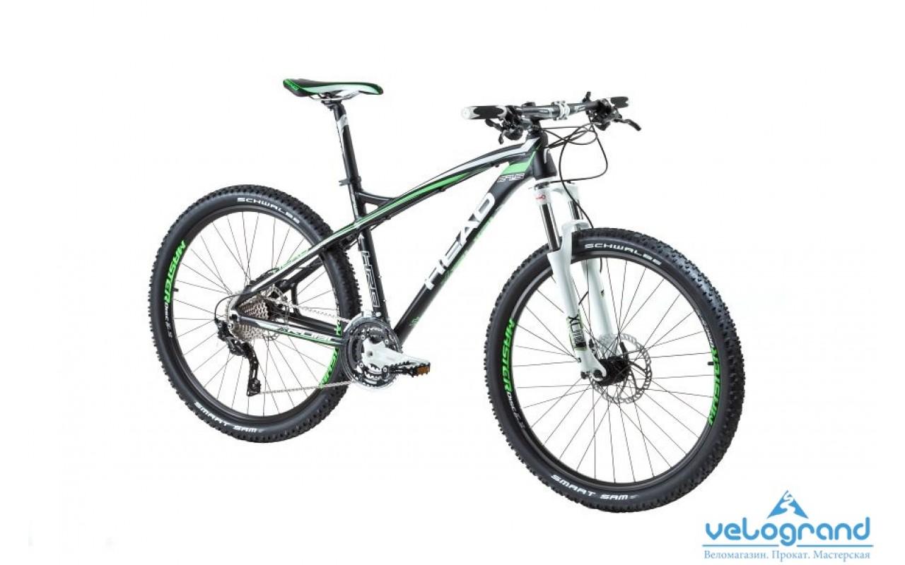 Горный велосипед HEAD X-Rubi II 27.5 (2016)