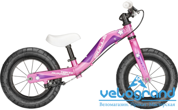 Детский велосипед Bulls Tokee Runner Girl (2015)