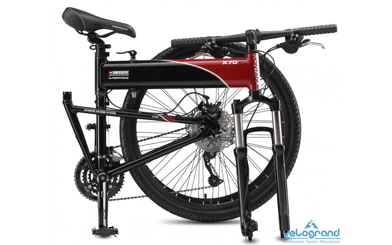 Складной велосипед Montague X70 (2015)