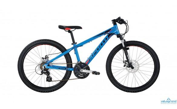 Подростковый велосипед APOLLO SUMMIT 24 DISC (2016)