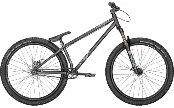 Экстремальный велосипед Bulls Camerlengo 26 (2014)