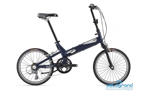Складной велосипед Giant Halfway (2016)