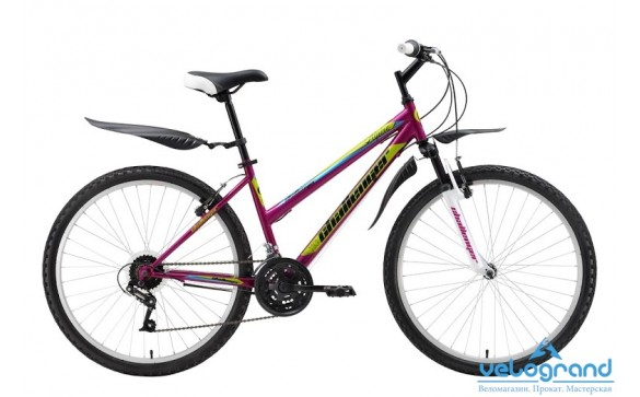 Женский велосипед Challenger Alpina (2016)