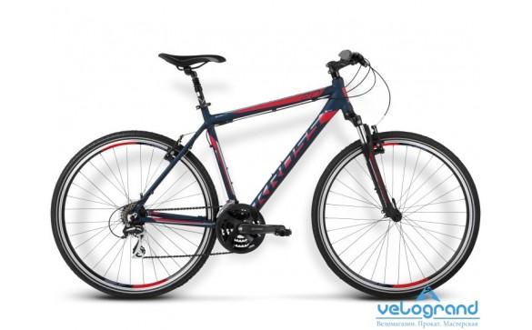 Городской велосипед Kross EVADO 2.0 (2015)