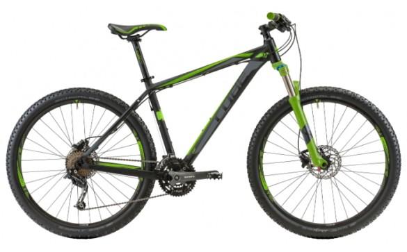 Горный велосипед Cube ANALOG 27.5 (2014)