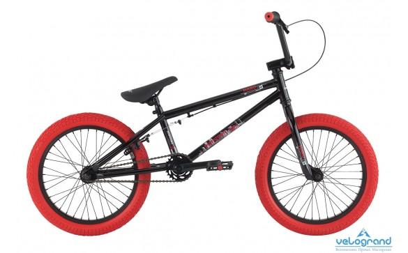 Экстремальный велосипед Haro Downtown 18 (2016)