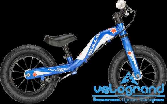 Детский велосипед Bulls Tokee Runner Boy (2015)