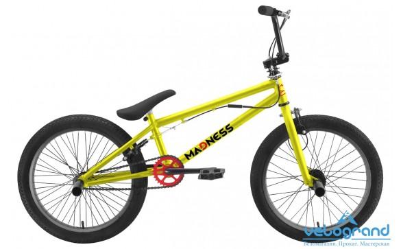 Экстремальный велосипед BMX Stark Madness (2015)