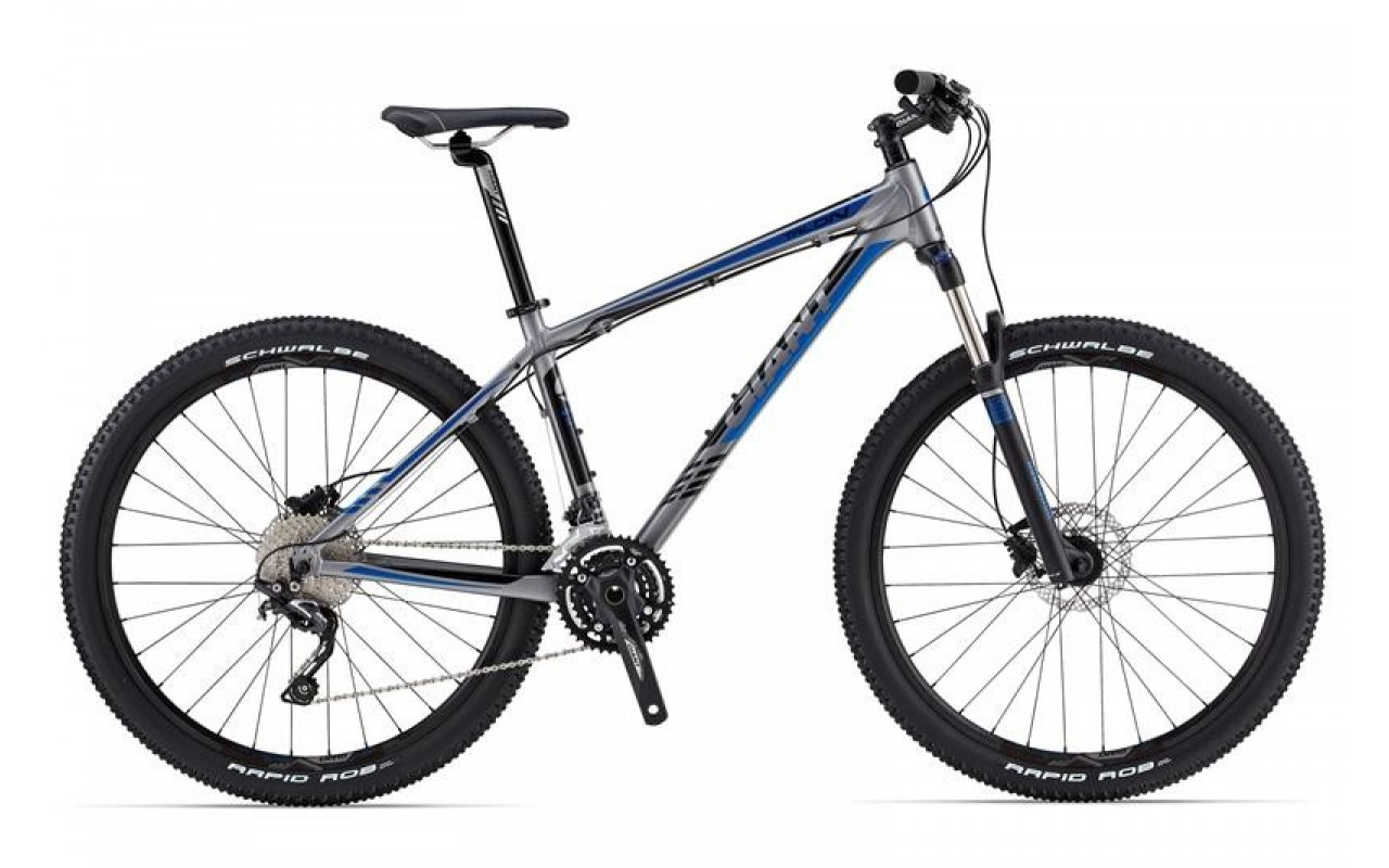 Горный велосипед Giant Talon 27.5 2 (2014)