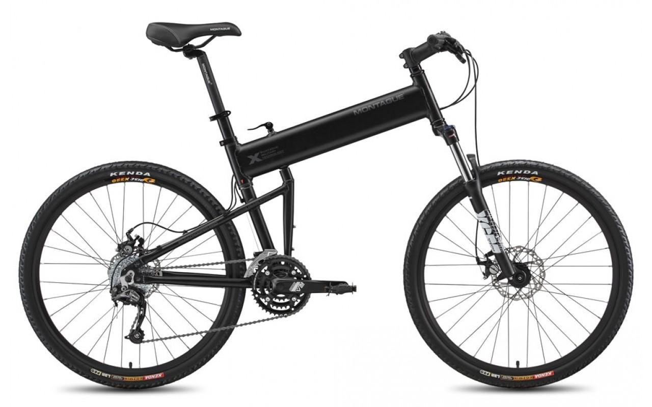 Складной велосипед Montague PARATROOPER PRO (2014)