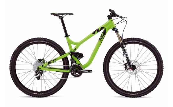 Велосипед двухподвес Commencal Meta AM 2 29 (2013)