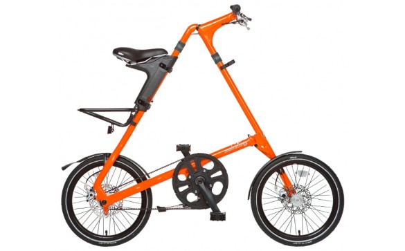 Складной велосипед Strida Evo (2014)